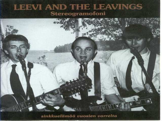 Leevi And The Leavings Salaiset Numerot
